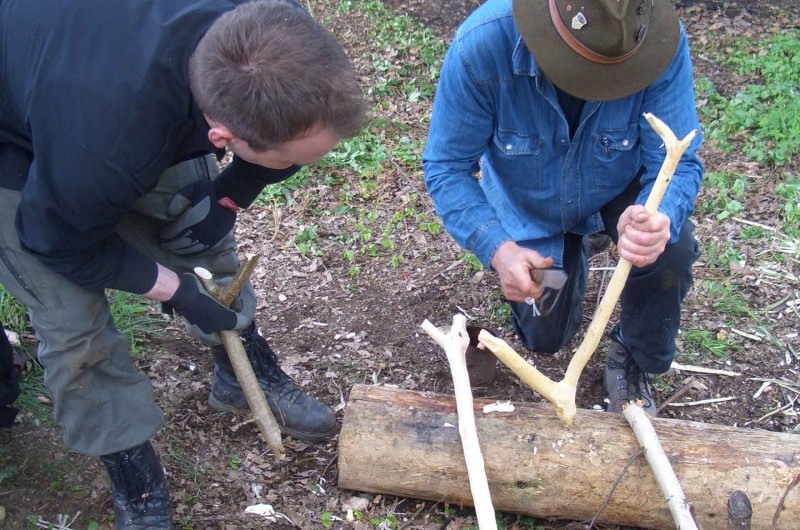 bushcrafting